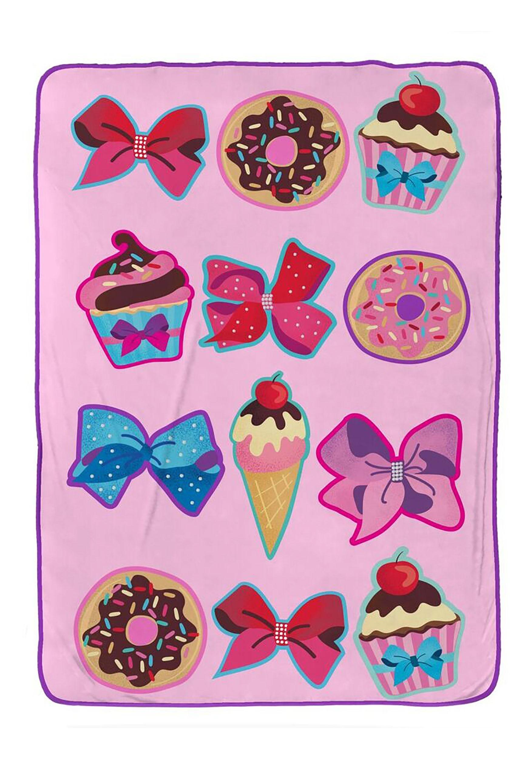 Jojo Siwa Sweet Dreams Blanket
