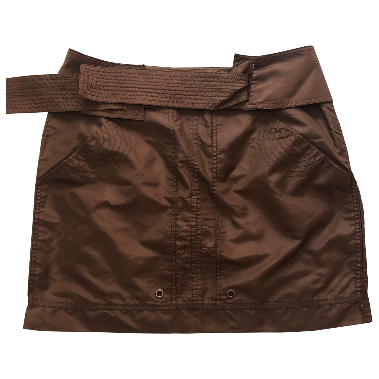 Gucci \N Brown skirt for Women 38 IT