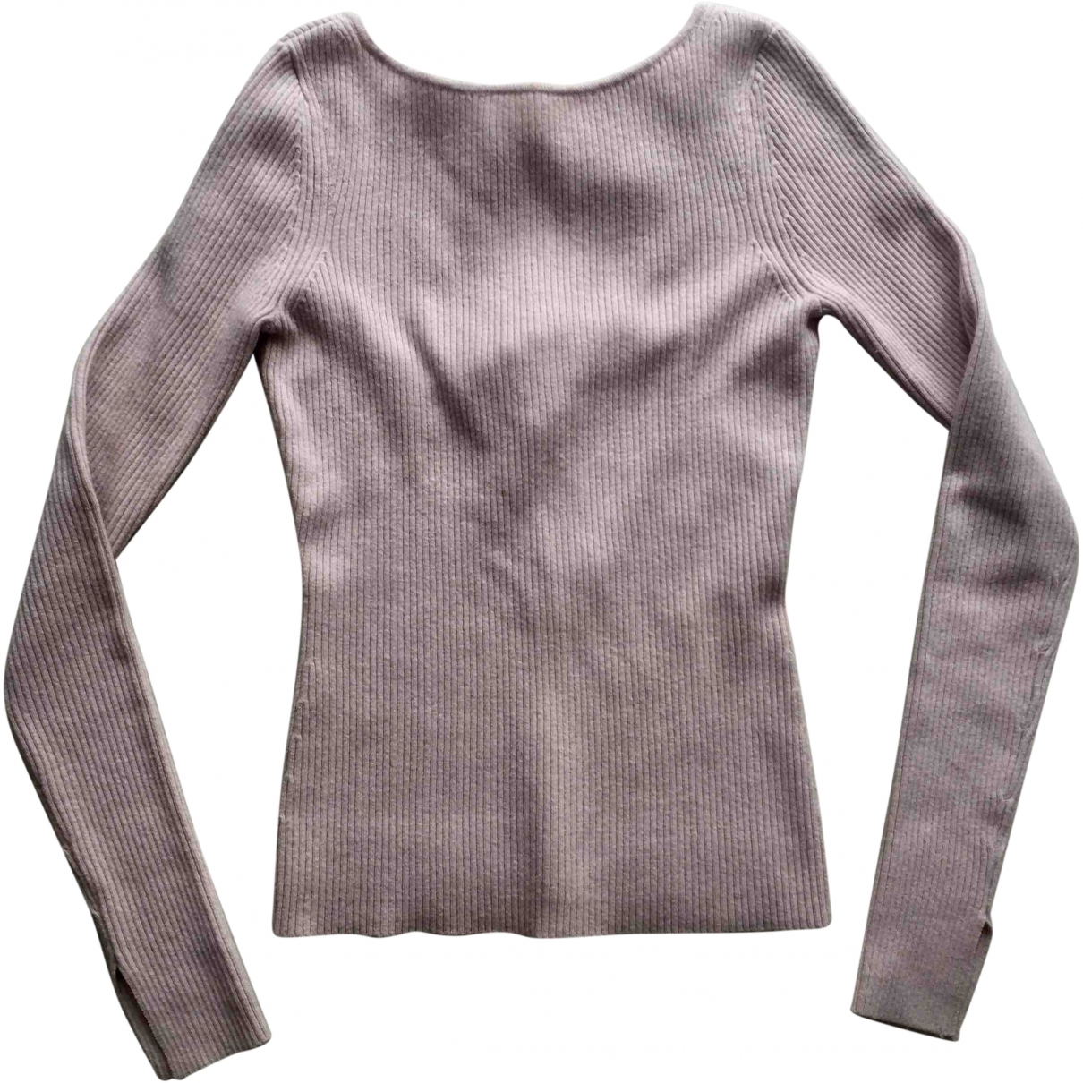Elizabeth And James \N Pink Wool Knitwear for Women XS International