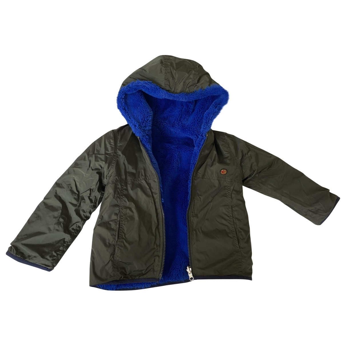 Bellerose - Blousons.Manteaux   pour enfant - vert