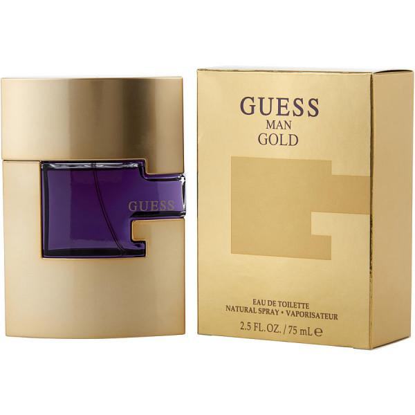 Guess Man Gold - Guess Eau de toilette en espray 75 ML