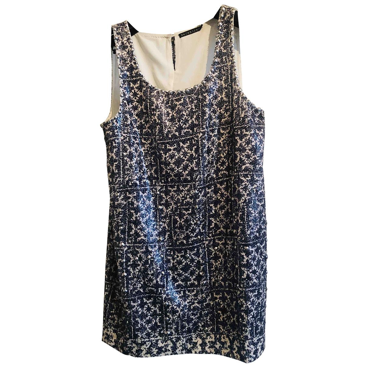 Berenice \N Kleid in  Schwarz Polyester
