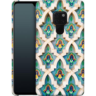 Huawei Mate 20 Smartphone Huelle - Moroccan Mosaic von Omid Scheybani
