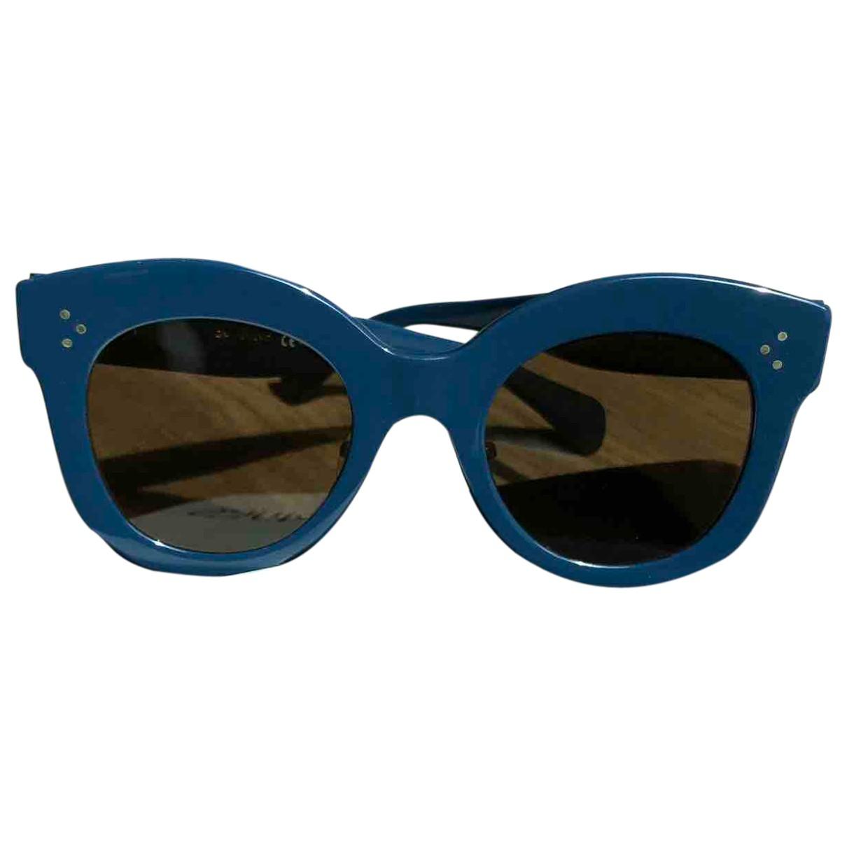 Celine - Lunettes Marta pour femme - bleu