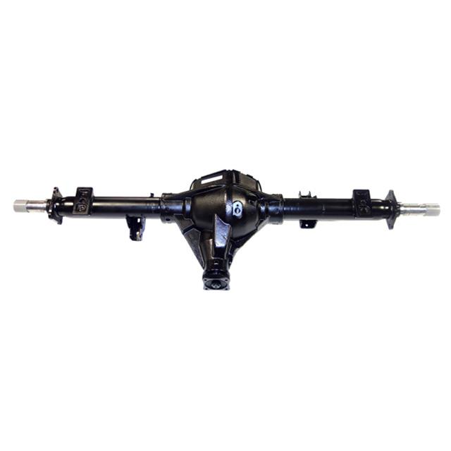 Reman Complete Axle Assembly for Chrysler 11.5 Inch 03-05 Dodge Ram 3500 3.73 Ratio DRW 2wd W/Damper Zumbrota Drivetrain RAA435-2161C-P