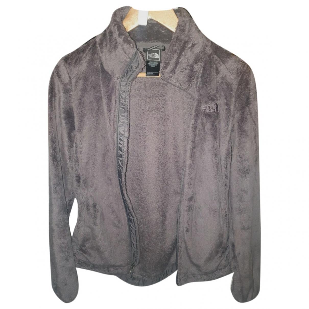 The North Face - Veste   pour femme en coton - gris