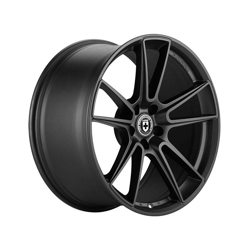 HRE FF04 Flow Form Wheel 21x9.0 5x120 30mm Raw
