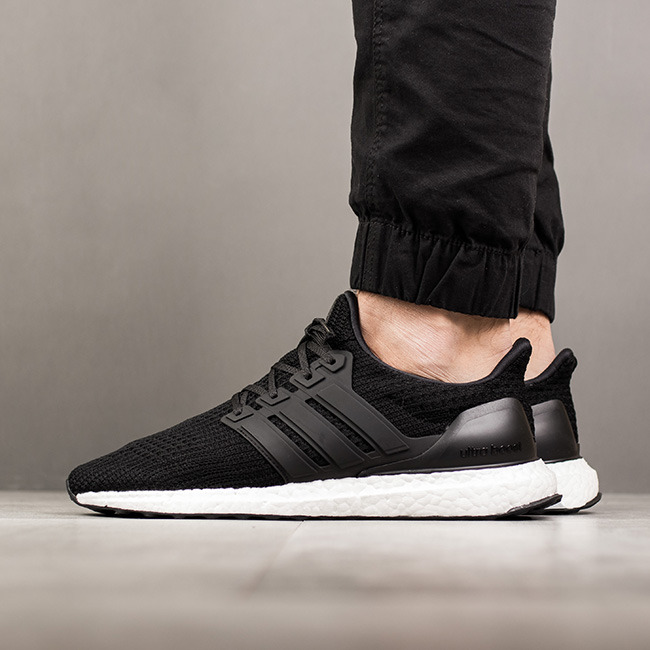 adidas Ultraboost 4.0 Core Black BB6166