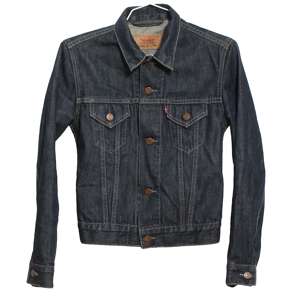 Levi's \N Navy Cotton jacket  for Men XS International