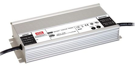 Mean Well , 480W Embedded Switch Mode Power Supply SMPS, 24V dc, Enclosed