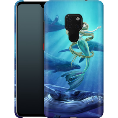 Huawei Mate 20 Smartphone Huelle - Ocean Song von Selina Fenech