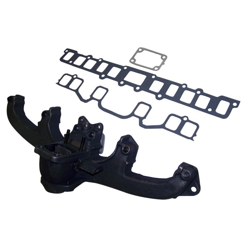 Crown Automotive 8124999K Jeep Replacement Exhaust Manifolds Jeep N/A