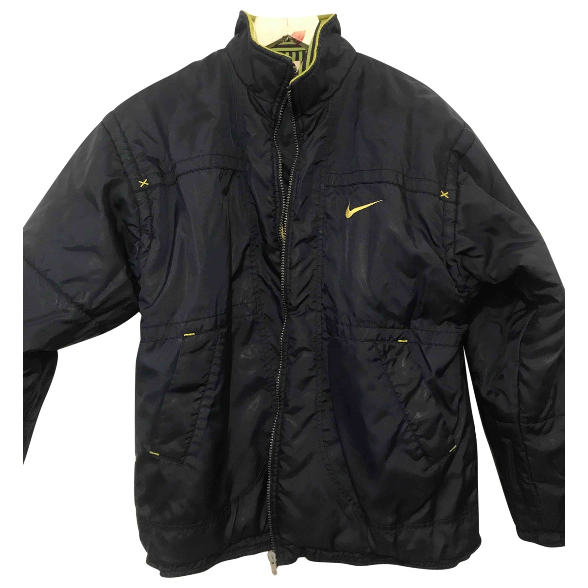 Nike \N Jacke, Maentel in  Bunt Polyester