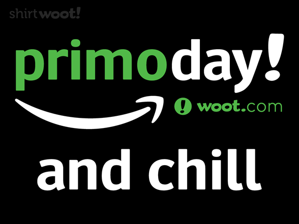 Primo And Chill T Shirt