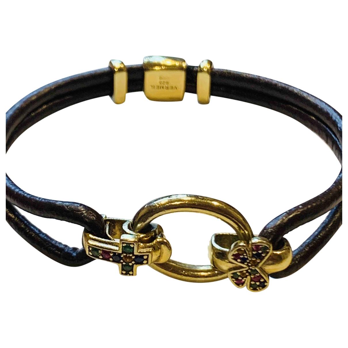 Atelier Tous - Bracelet   pour femme en argent - dore