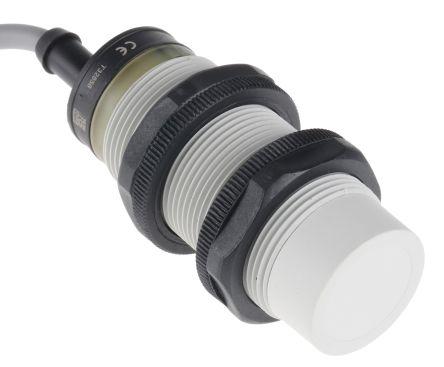 RS PRO 74mm Non Flush Mount Capacitive sensor, PNP-NO/NC Output, 15 mm Detection Range, IP67