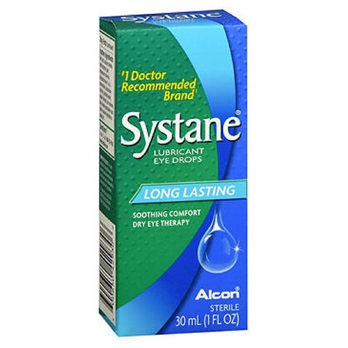 Systane Lubricant Eye Drops 30 ml by Alcon