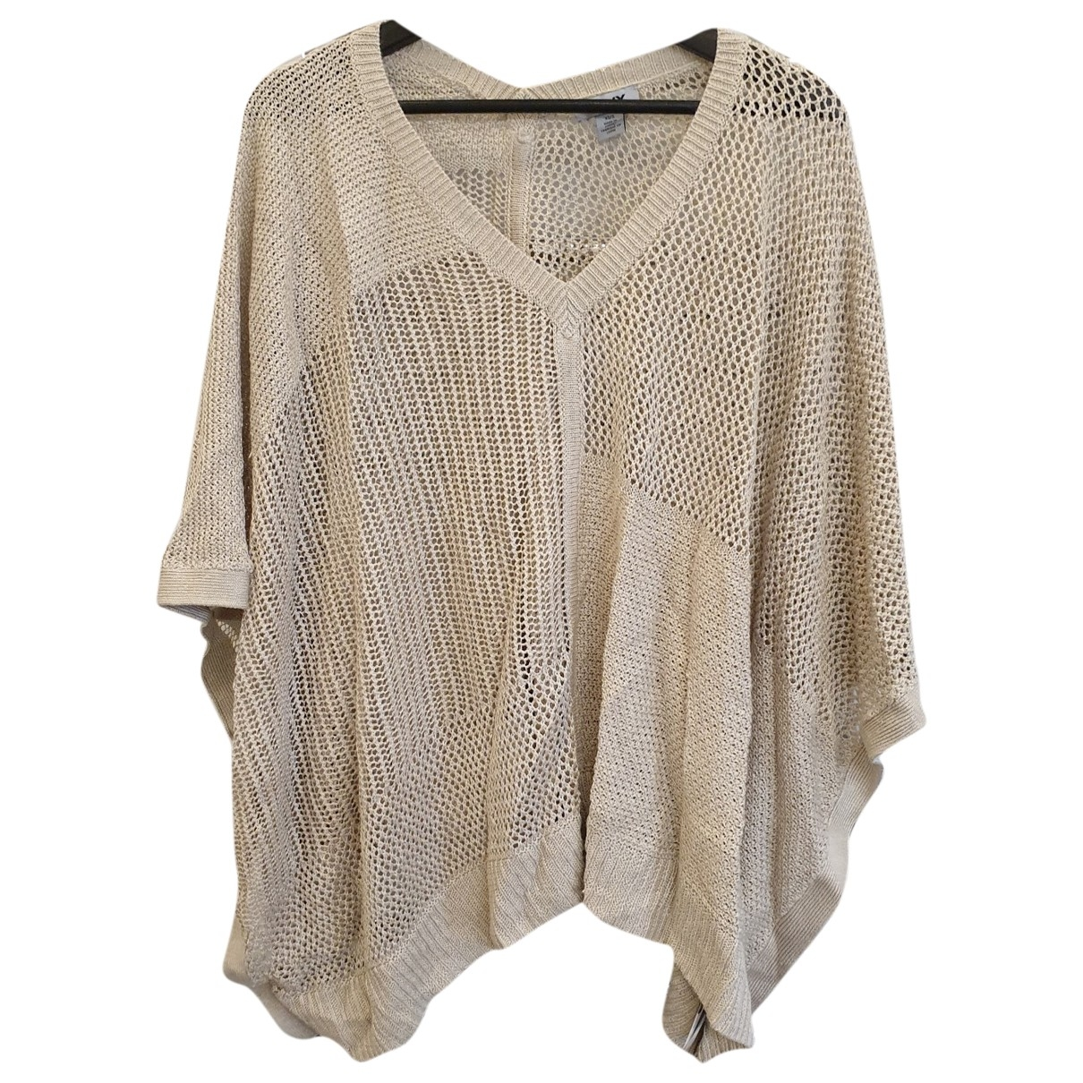 Dkny - Pull   pour femme - beige