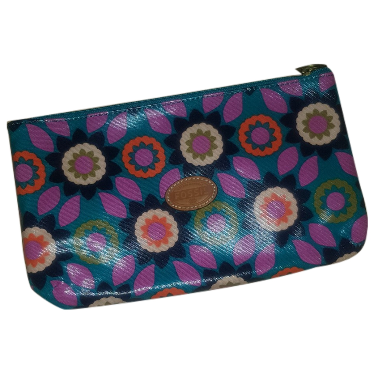 Fossil \N Patent leather Clutch bag for Women \N