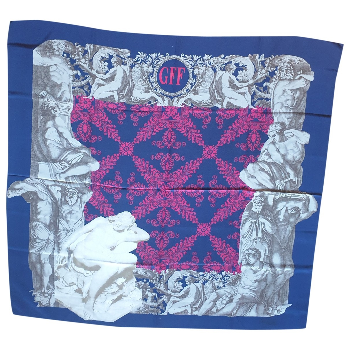 Gianfranco Ferré \N Multicolour Silk Silk handkerchief for Women \N