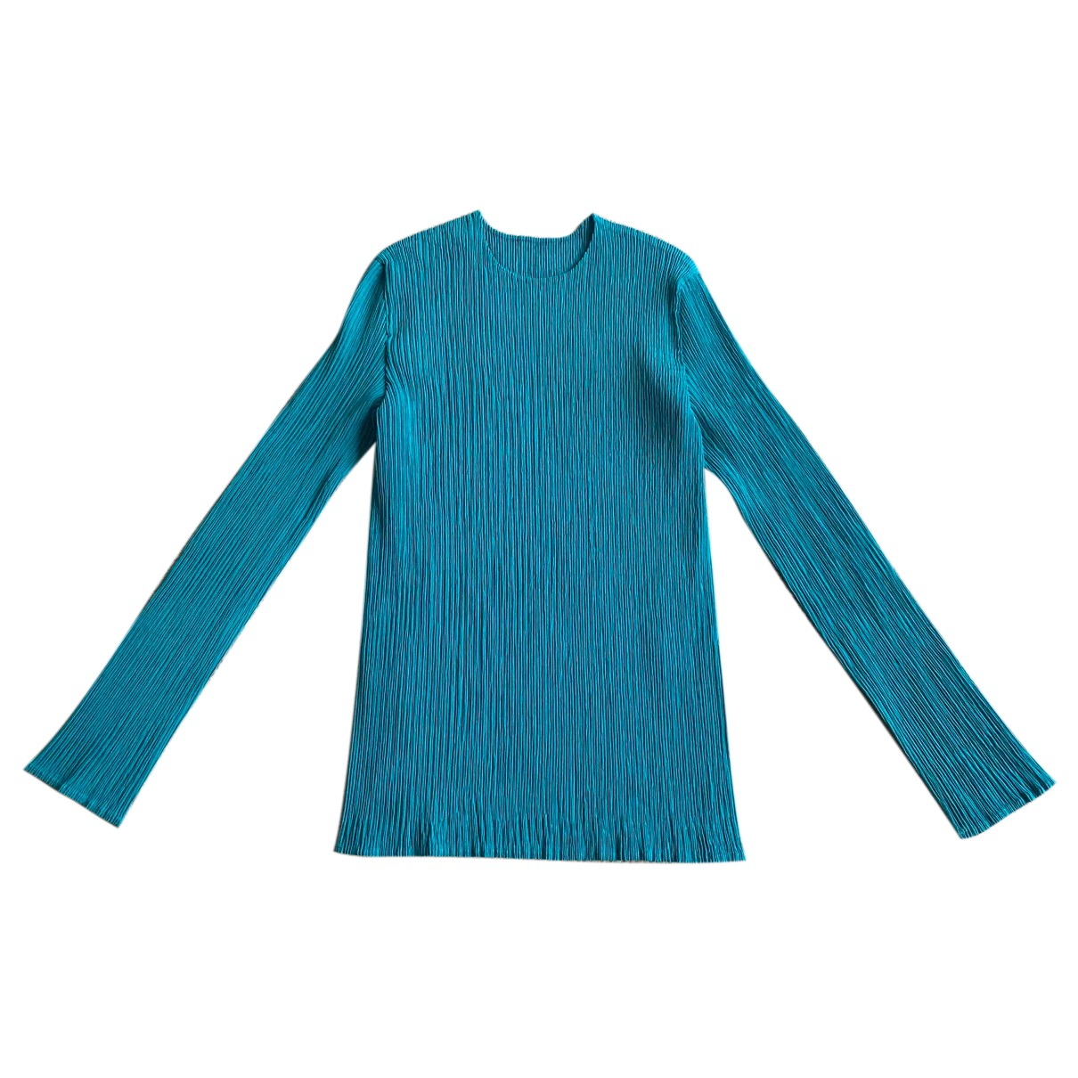 Issey Miyake N Blue  top for Women M International