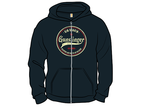 The Gunslinger T Shirt