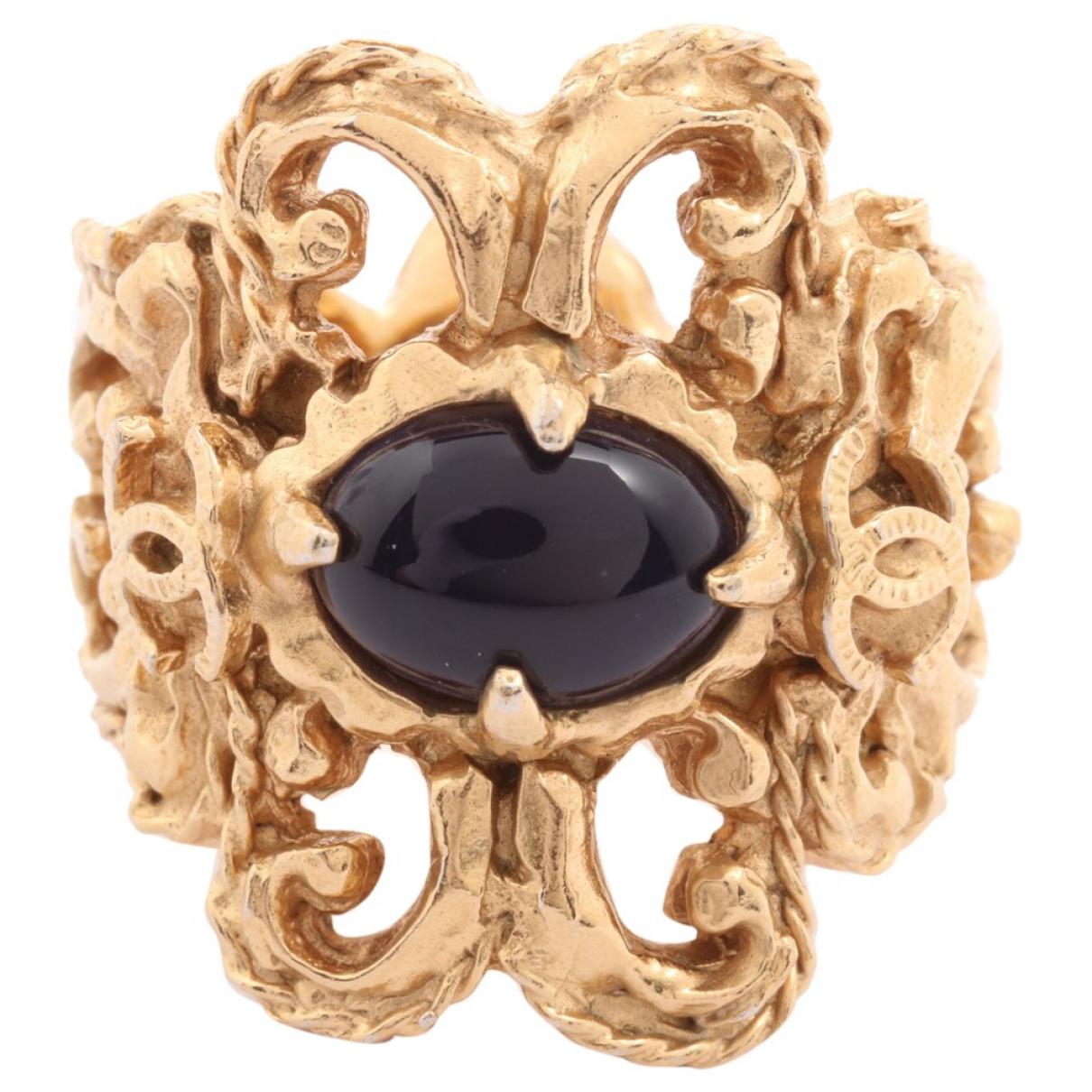 Anillo Baroque Chanel