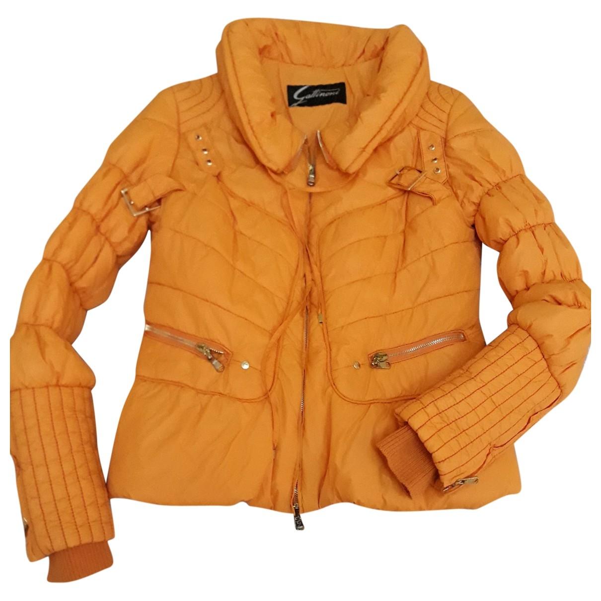 - Manteau   pour femme - orange