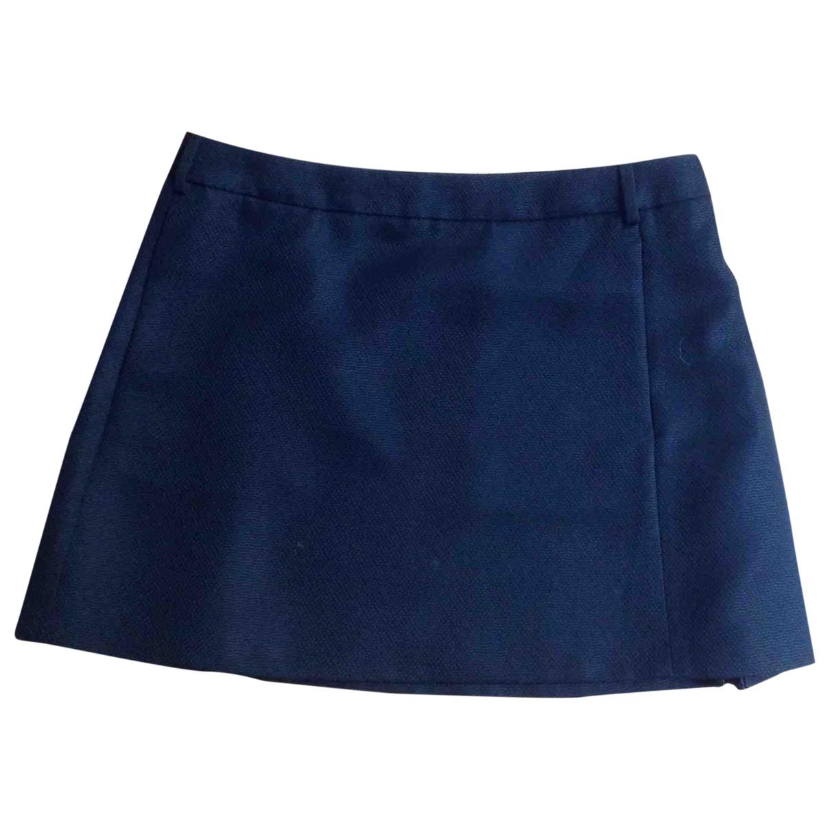 Saint Laurent \N Black skirt for Women 40 FR