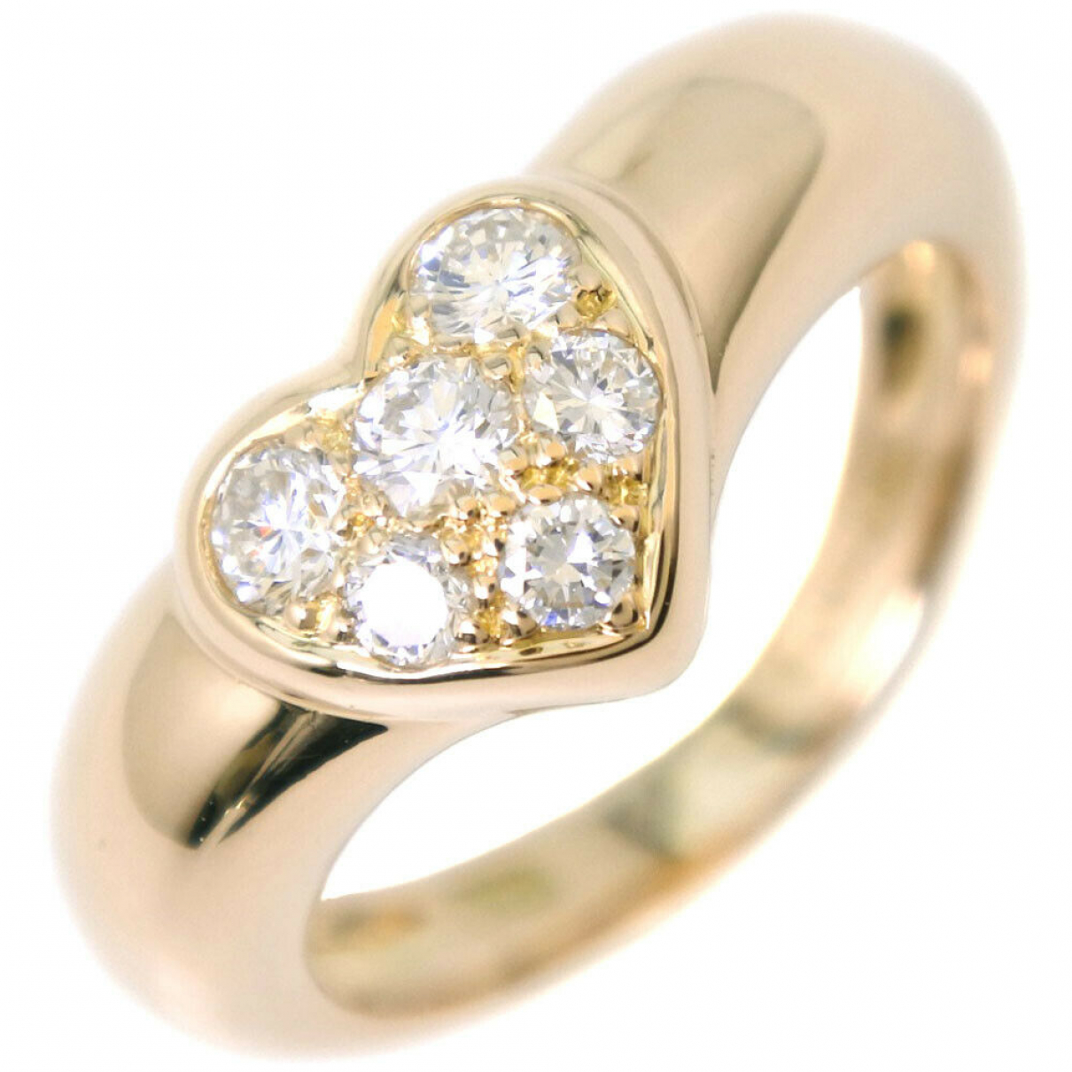 Tiffany & Co \N Yellow gold ring for Women 4 US