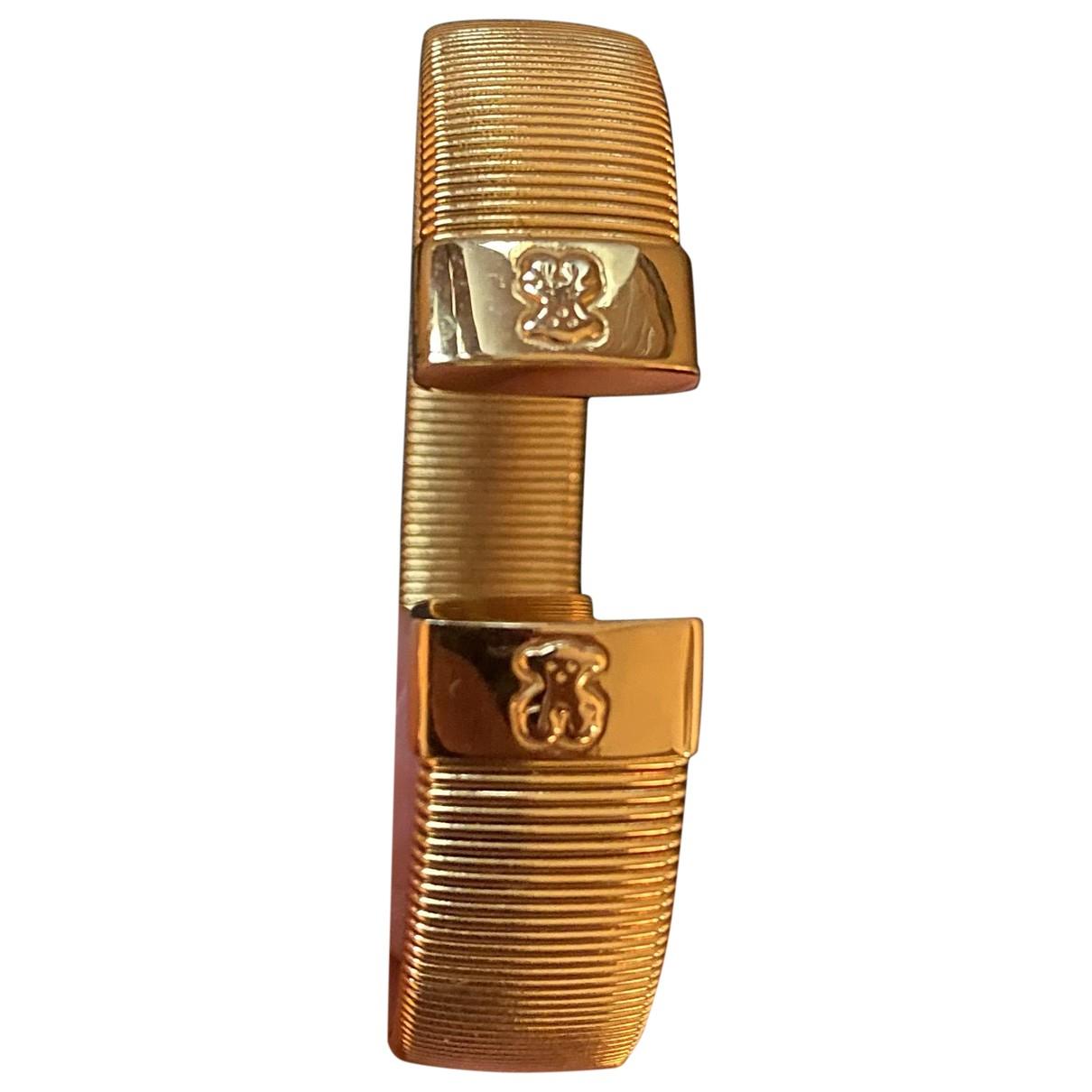 Pulseras Tous - Bracelet   pour femme en acier - dore