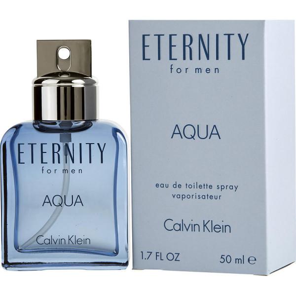 Eternity Aqua - Calvin Klein Eau de Toilette Spray 50 ML