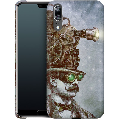 Huawei P20 Smartphone Huelle - The Projectionist von Eric Fan