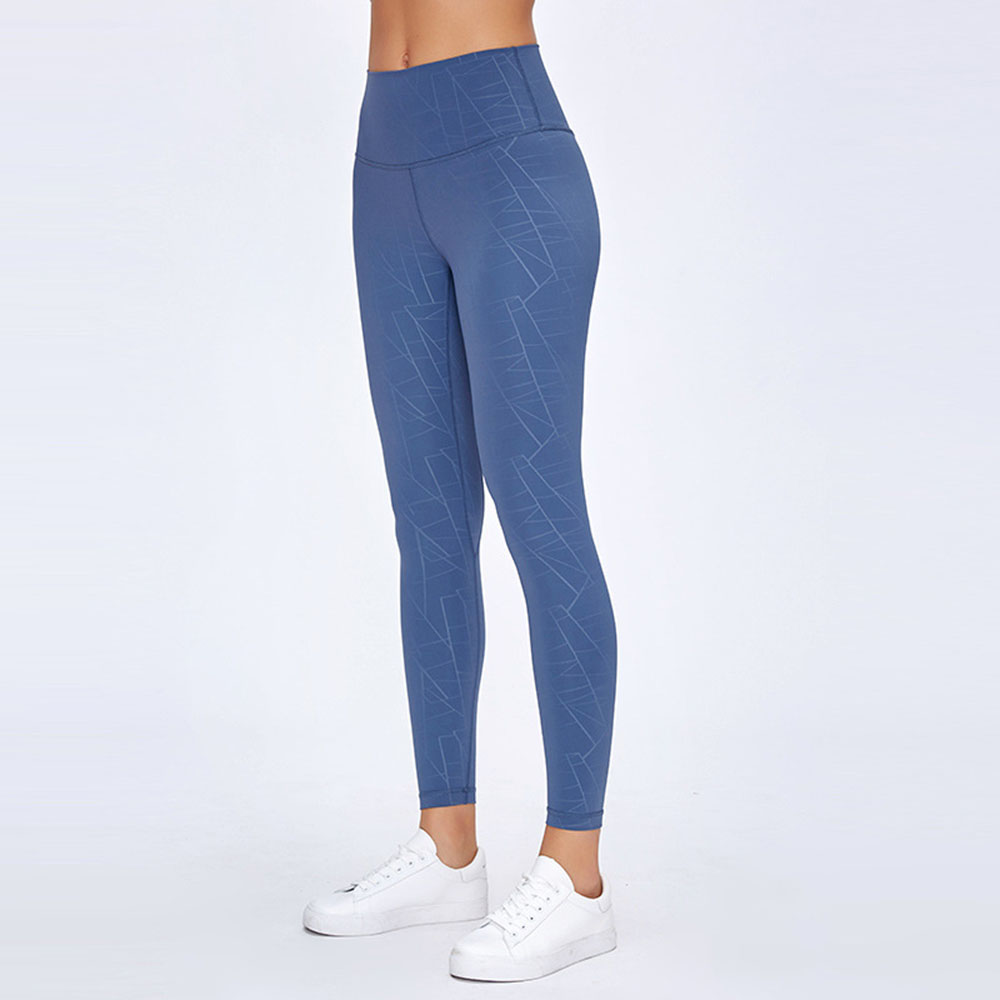 High Waist Yoga Pants for Women Workout Yoga Leggings with Pokcets Tummy Control