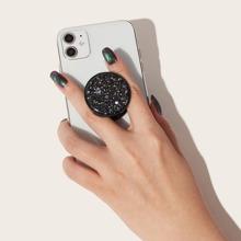 Handyhalter mit Pailletten Dekor