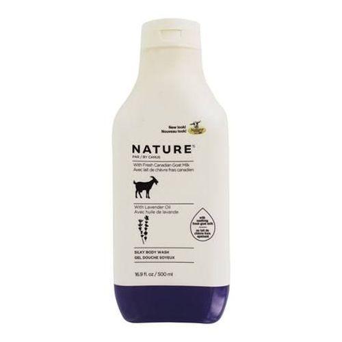 Goats Milk Body Wash Lavender Oil 16.9 Oz by Canus Goats Milk