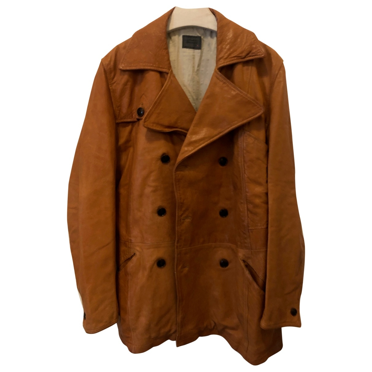 Boss \N Exotic leathers jacket  for Men 50 IT