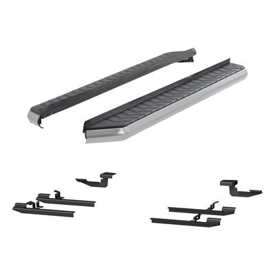Aries Aerotread 5-inch Running Boards (Polished) - 2051037