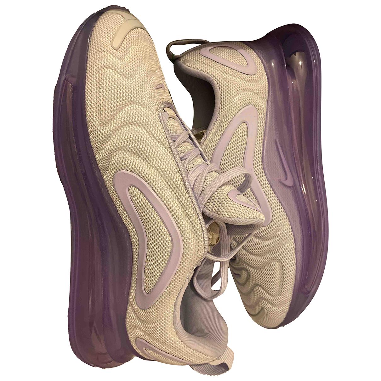 Nike - Baskets Air Max 720 pour femme en toile - violet