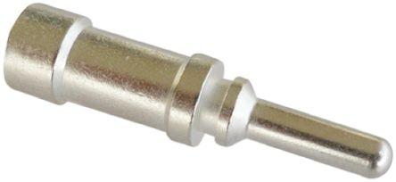 ITT Cannon Connector, 2 contacts Plug, Crimp IP67