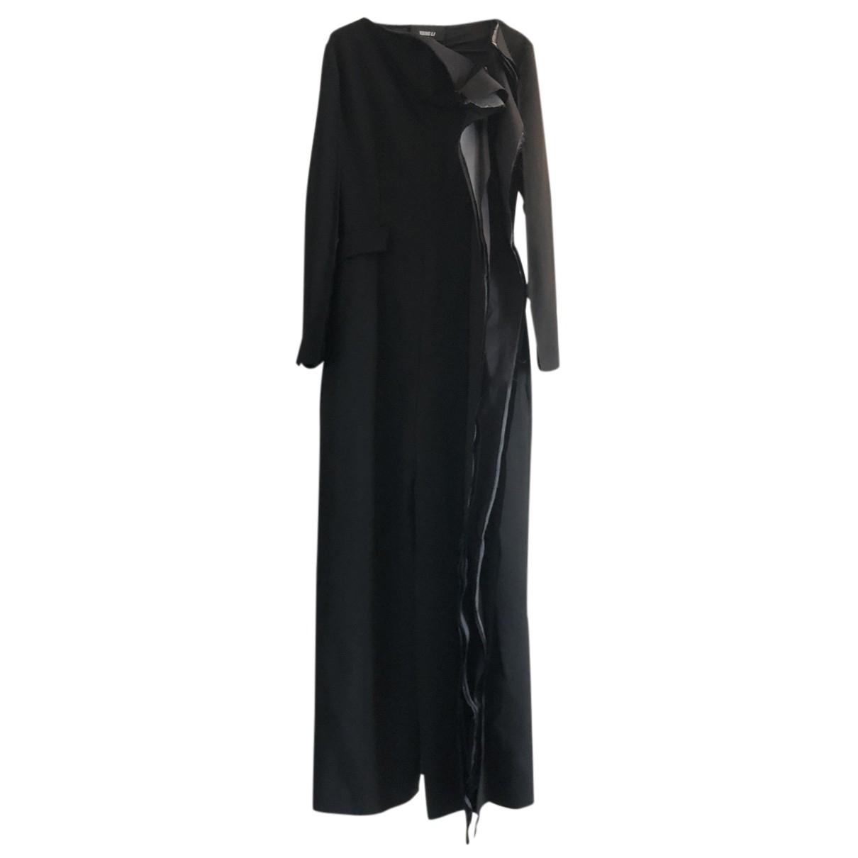 Yang Li - Combinaison   pour femme en laine - noir