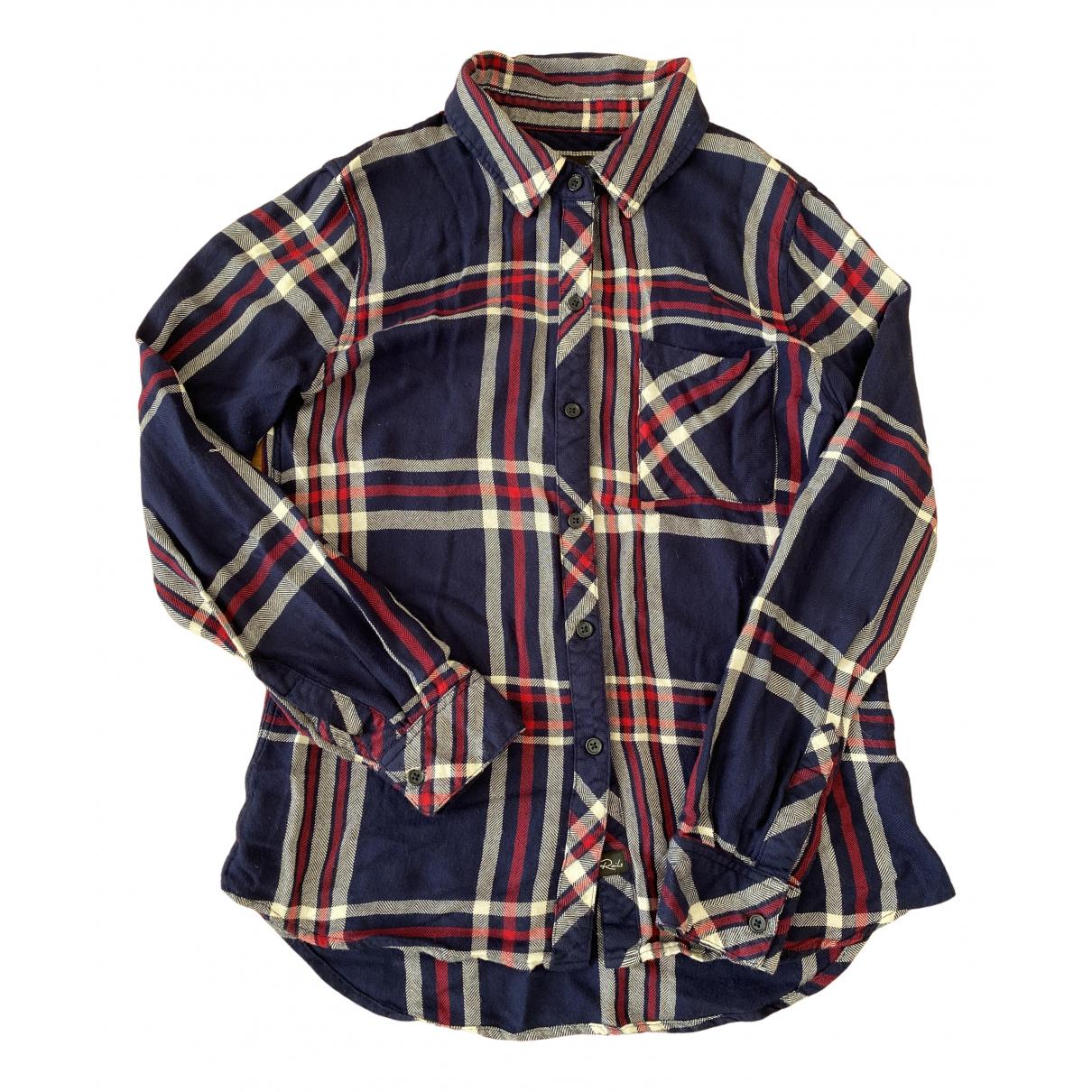 Rails - Top   pour femme en laine