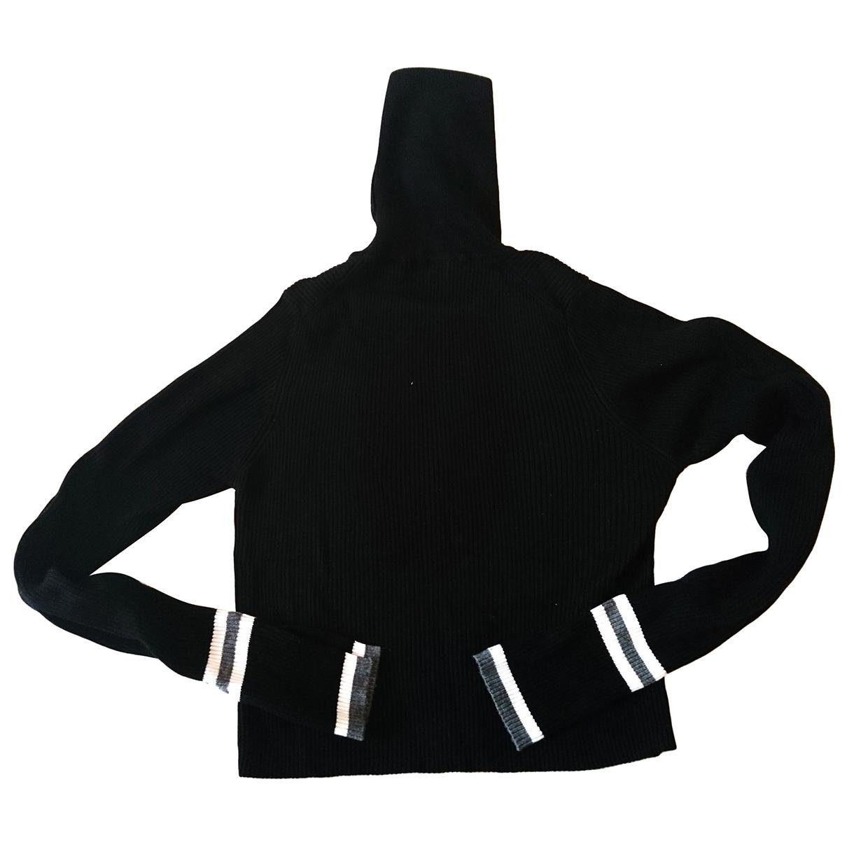Zara \N Black Knitwear for Women 36 FR