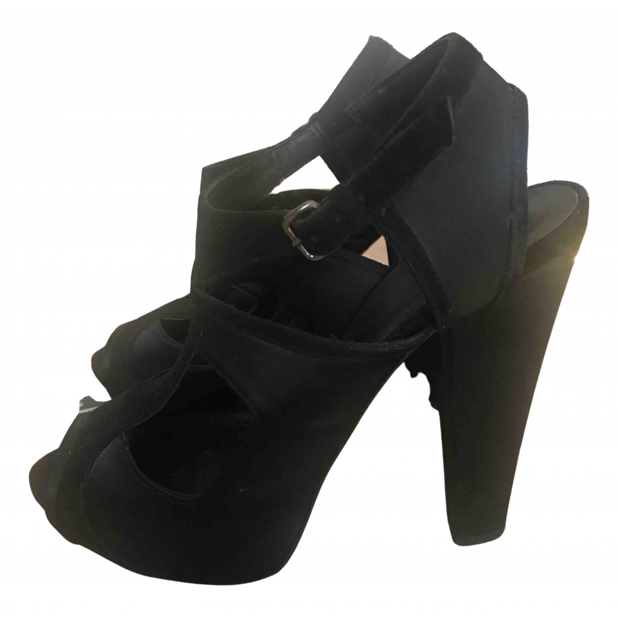 Sandalias de Terciopelo Hoss Intropia