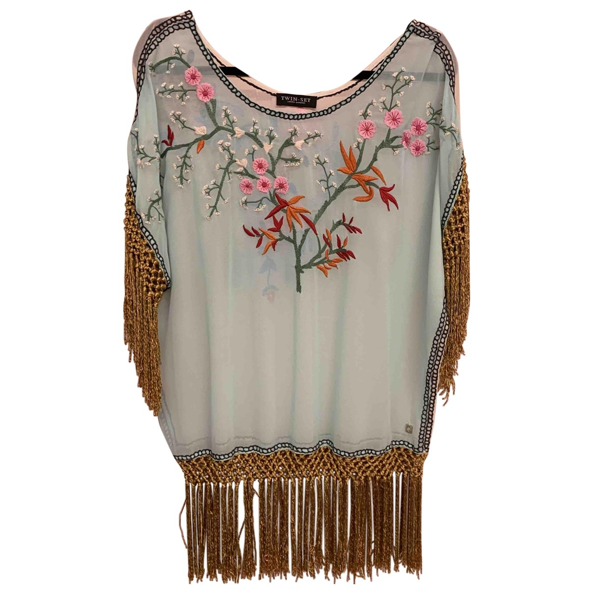 Twin Set \N Turquoise  top for Women S International