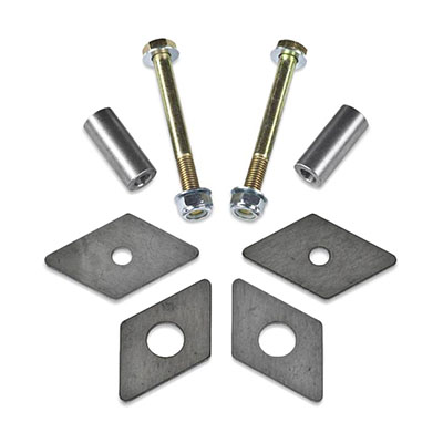 Cognito Motorsports Sway Bar End Link Mount Gusset Kit - 360-90594