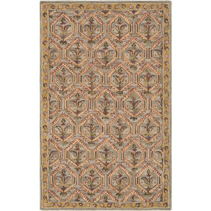 Artemis AES-2305 4' x 6' Rectangle Traditional Rug in