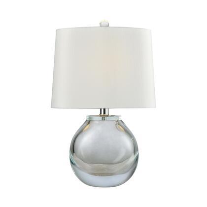 D3854CL Playa Linda Table Lamp - Clear  In