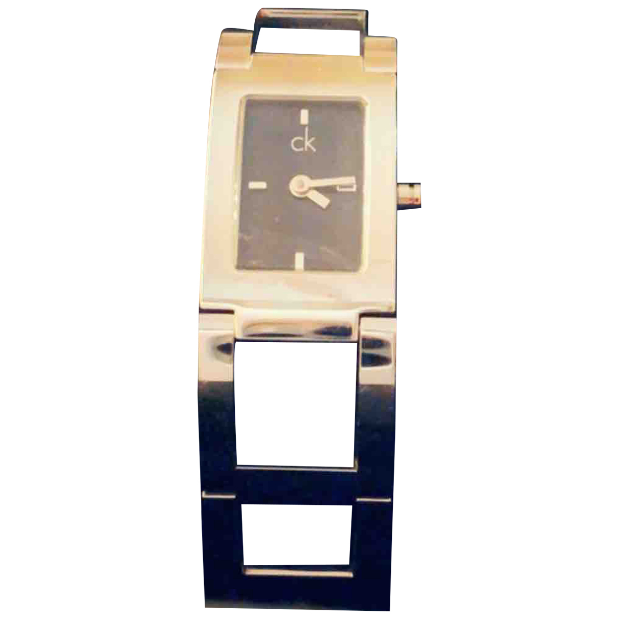 Calvin Klein N Silver Steel watch for Women N