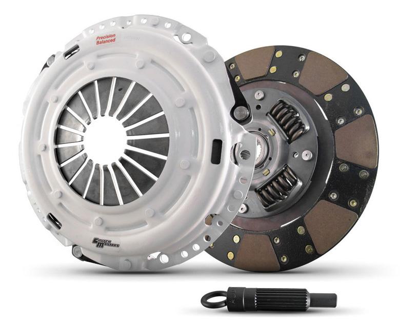 Clutch Masters 02017-HD0F-D FX250 Single Clutch KitAudi TT Quattro 1.8L MK1 Turbo 5-Speed 01-02